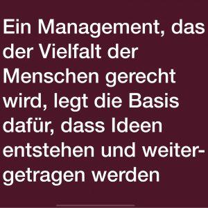 Management und Vielfalt